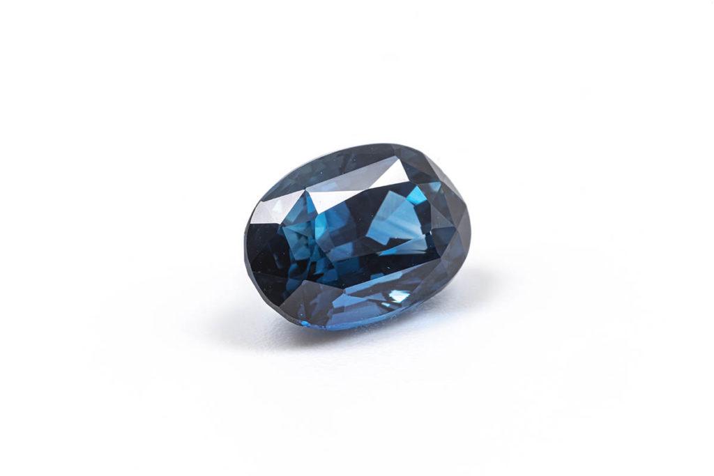 Blauer Saphir / The Natural Gem GmbH