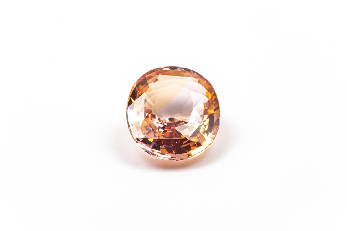 Saphir-Padparadscha / The Natural Gem