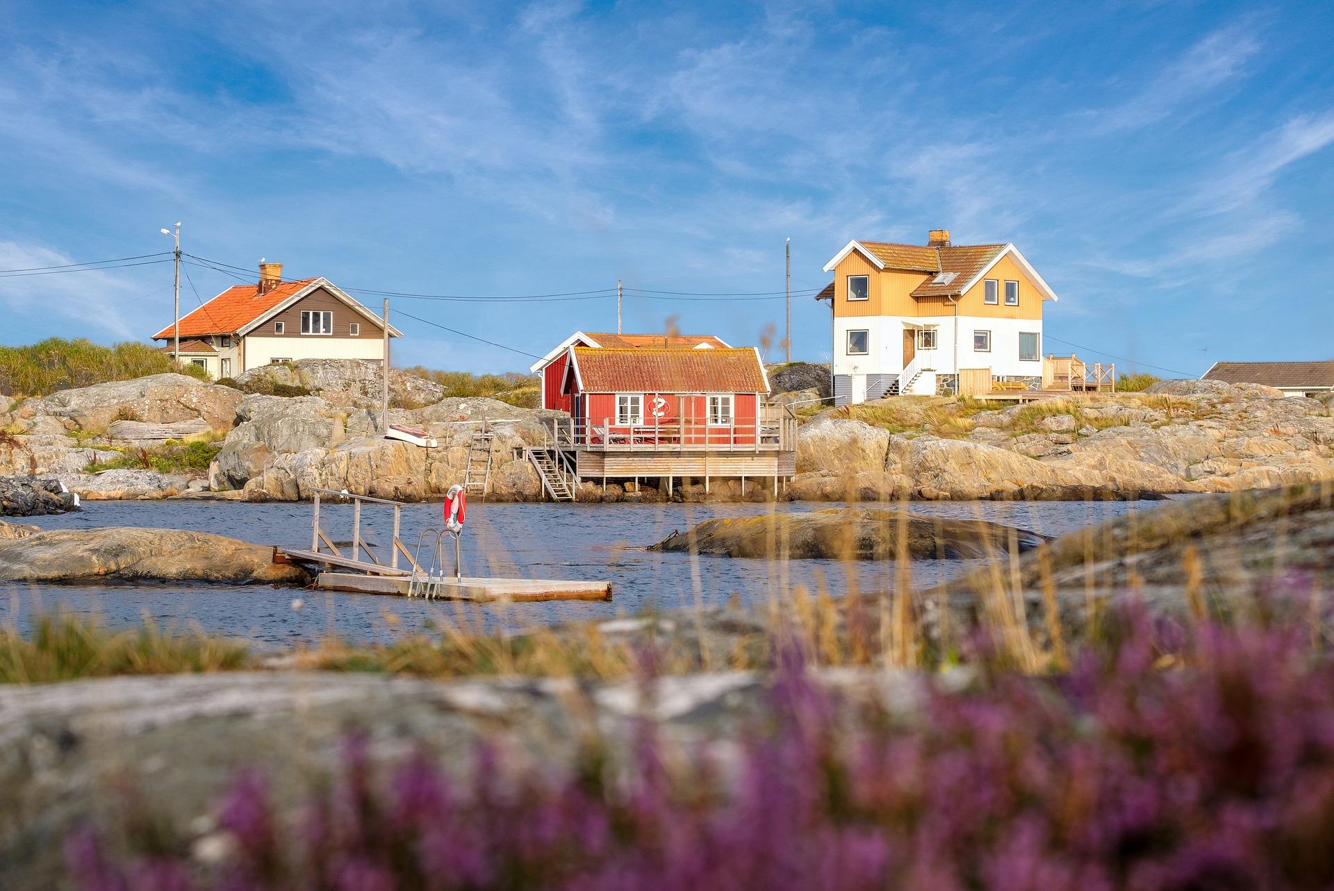 Ferienhaus Norwegen / Pixabay