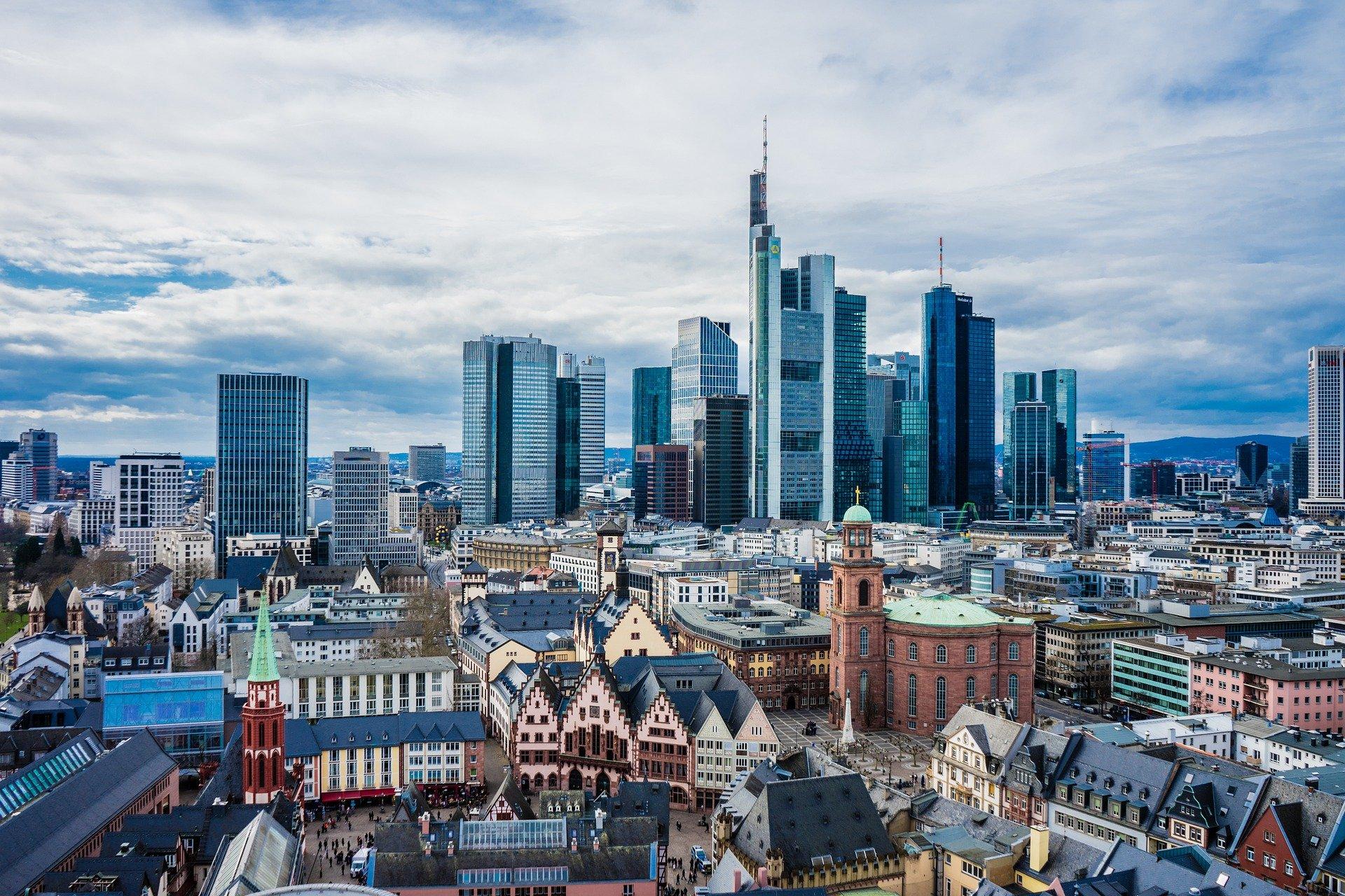 Skyline Frankfurt / Pixabay