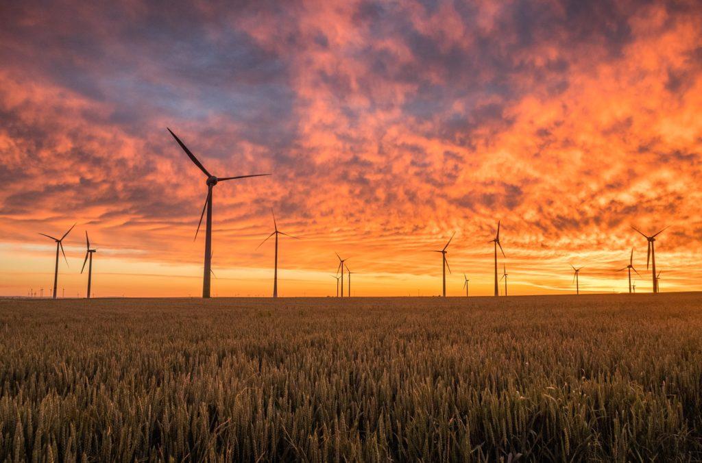 Windpark / Pixabay