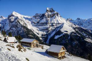 Ferienhaus Alpen / Pixabay