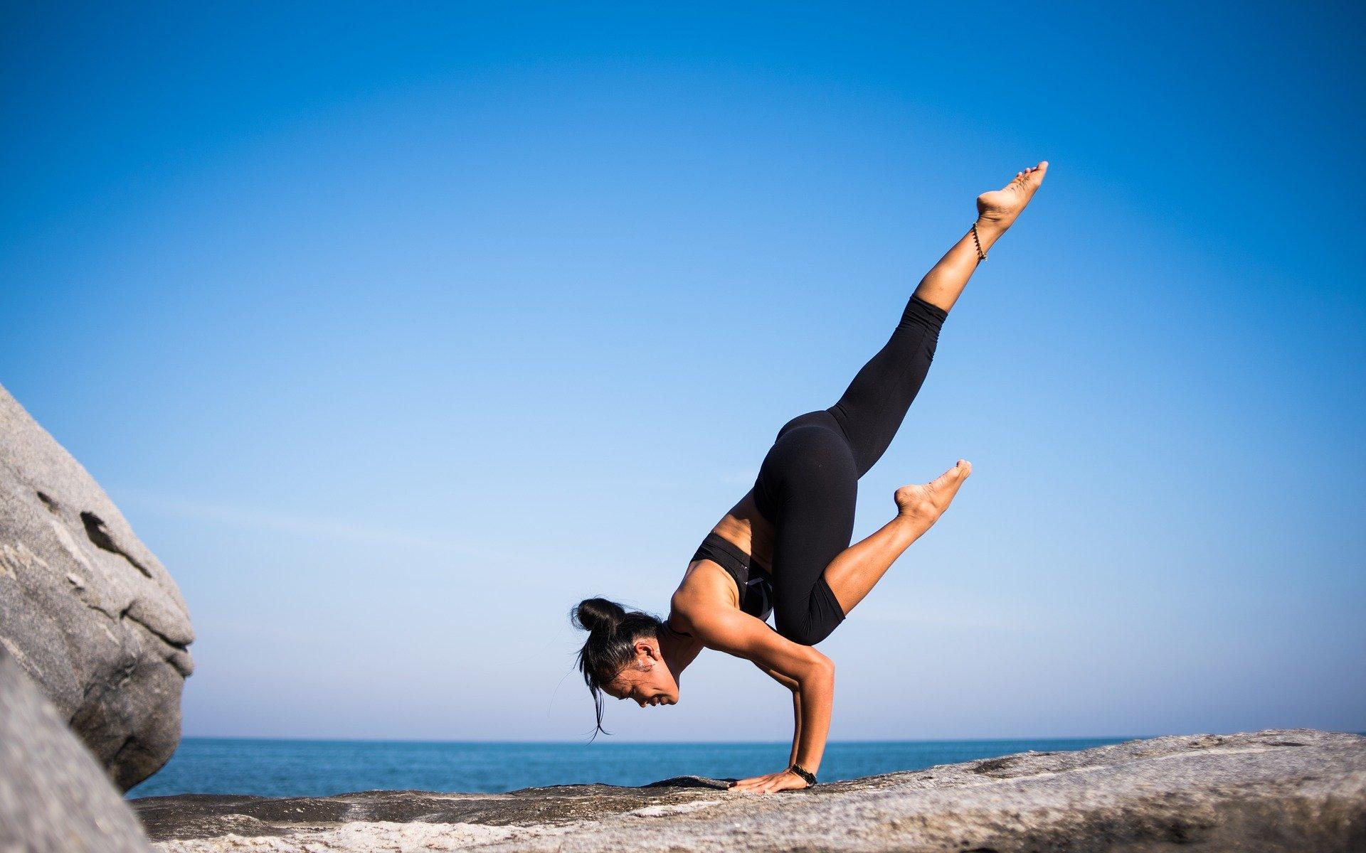 Yoga / Pixabay