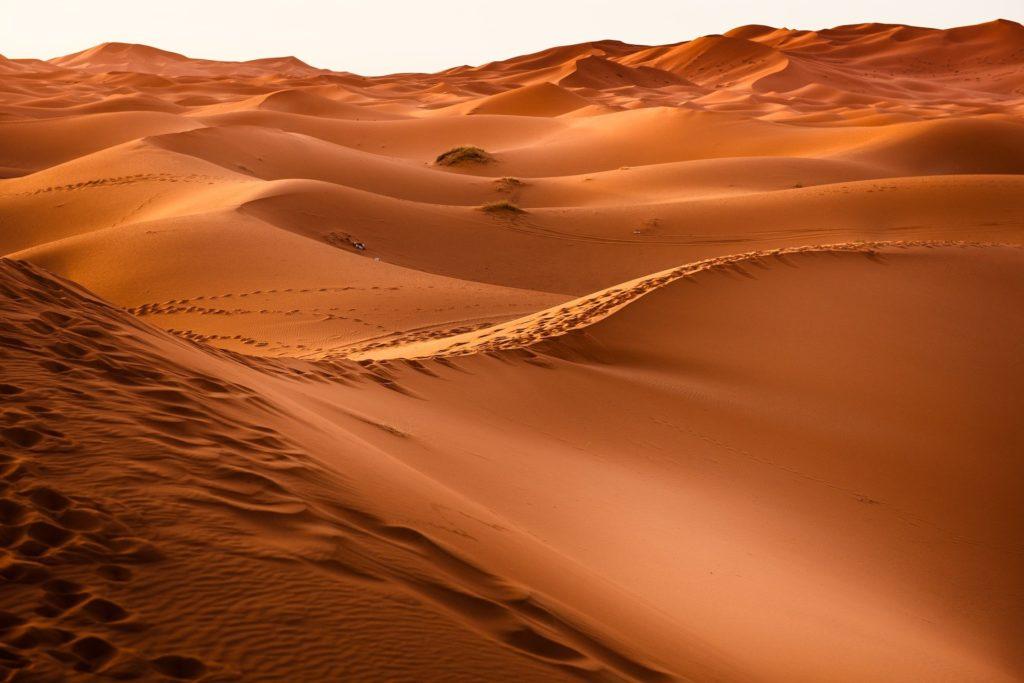 Wüste / Pixabay