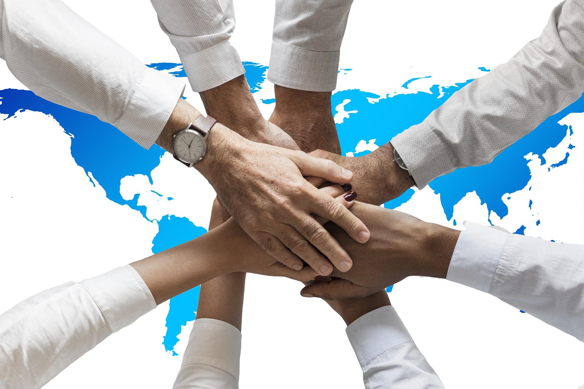 Globalisierung / Pixabay