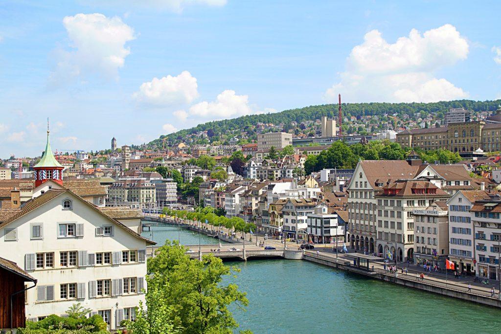Zürich / Pixabay