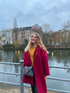 Josefine Antonia Schulte, Jurastudentin aus Berlin
