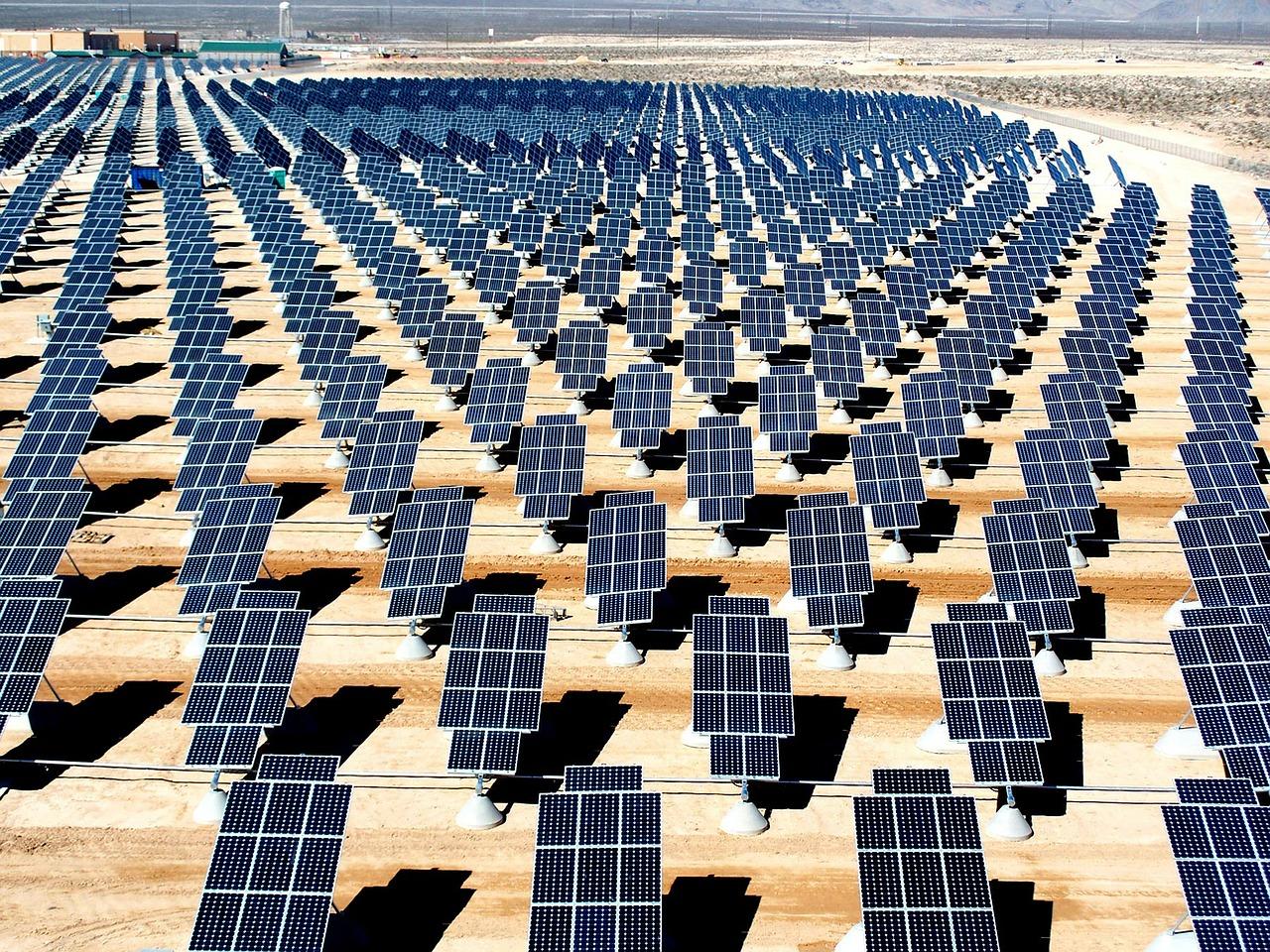 Solarzellen / Pixabay
