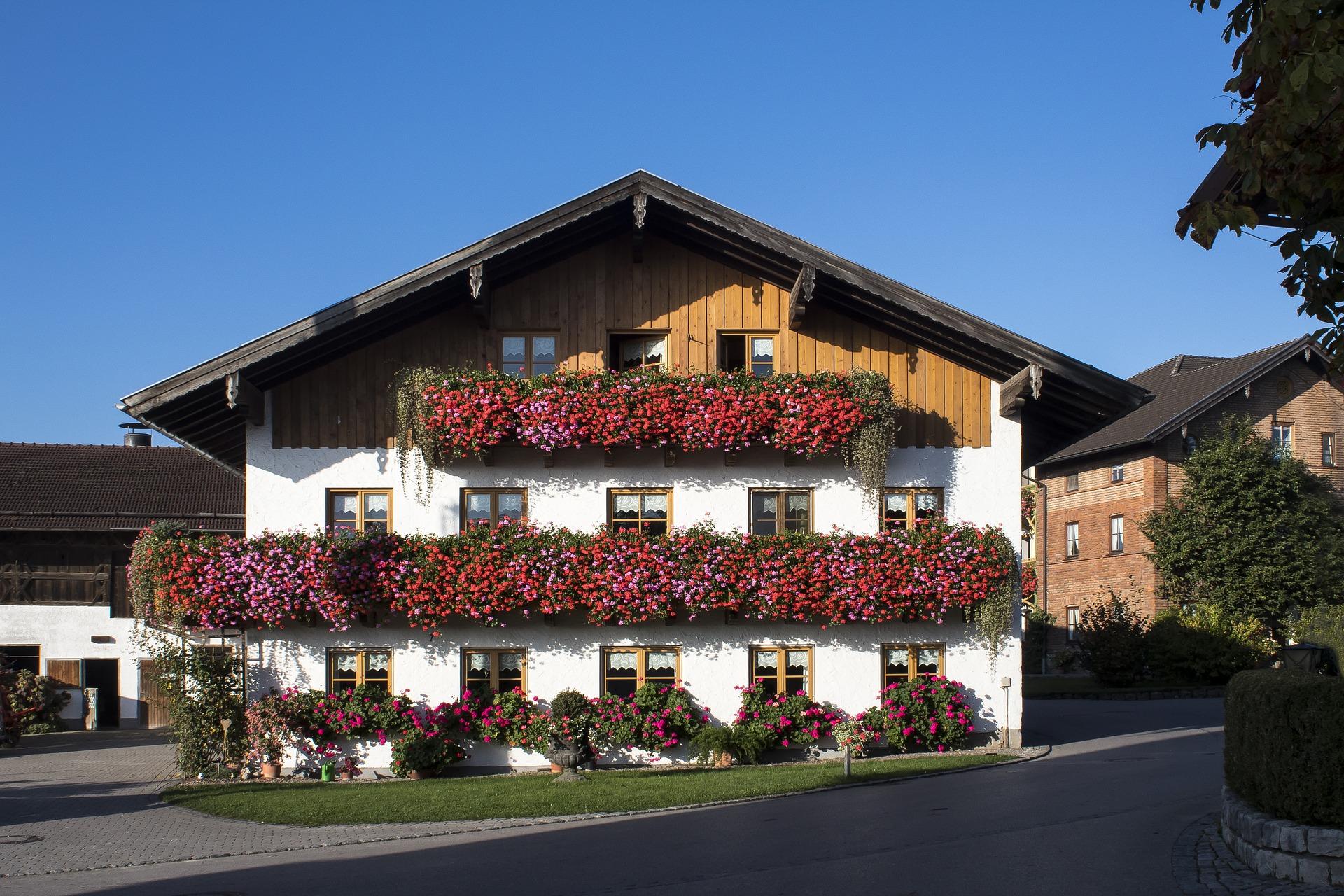 Traditionelles Bauernhaus / Pixabay