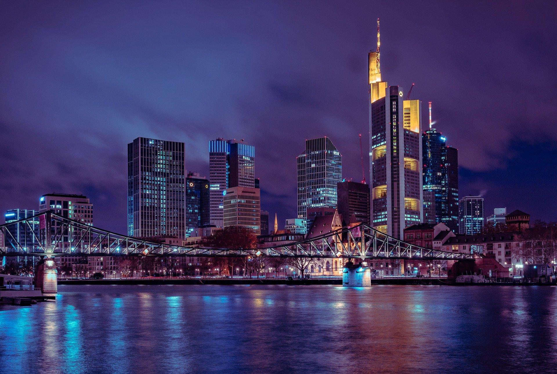 Frankfurt am Main / Pixabay
