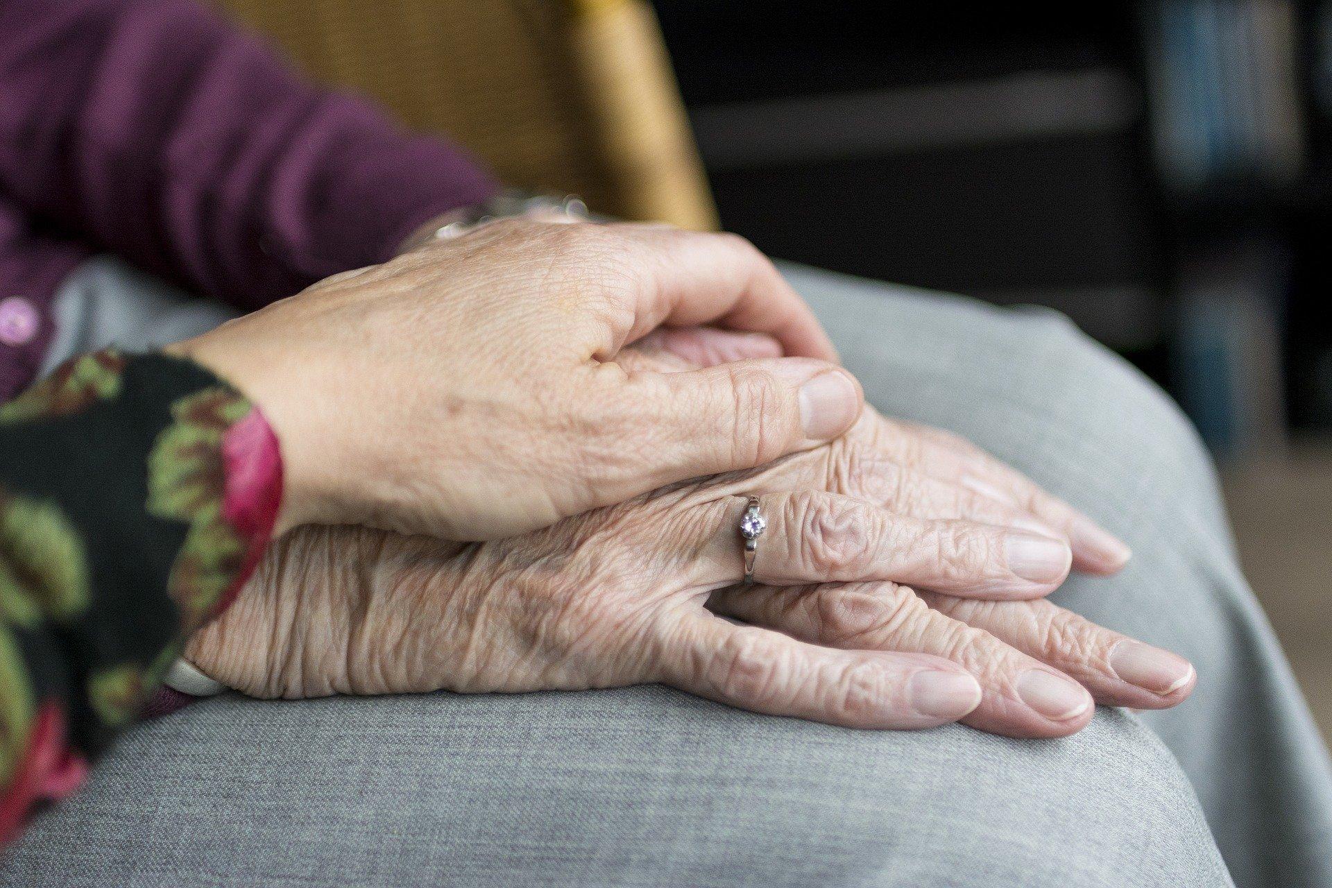 Pflege im Alter / Pixabay