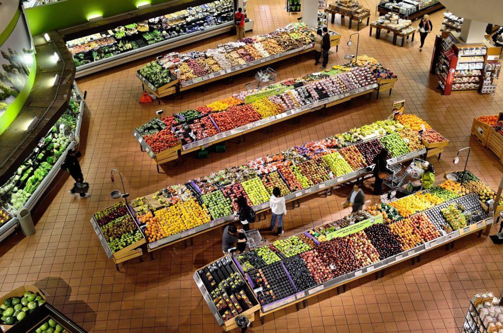 Supermarkt / Pixabay