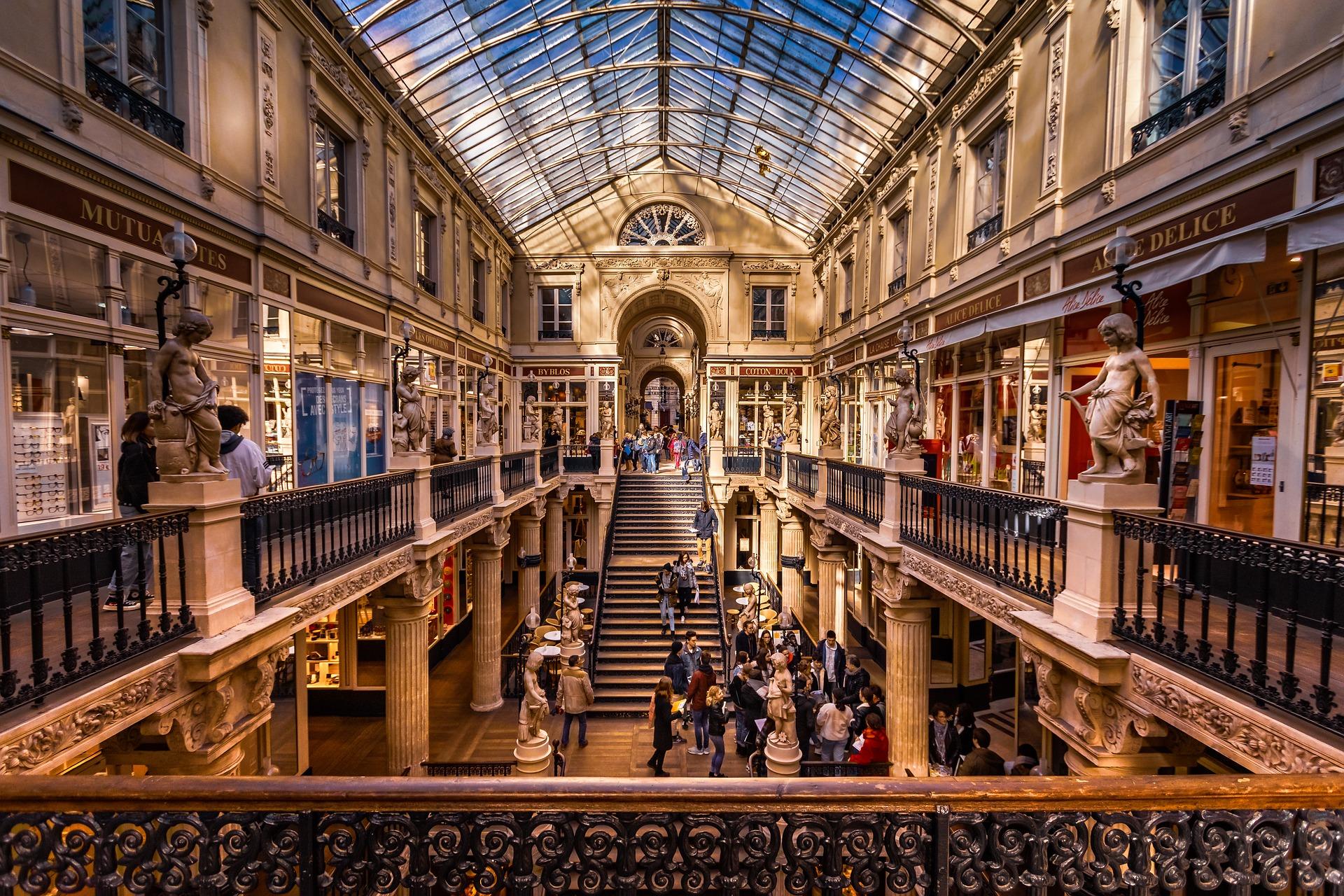Grand magasin Nantes / Pixabay