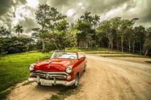 Vintage Car / Pixabay