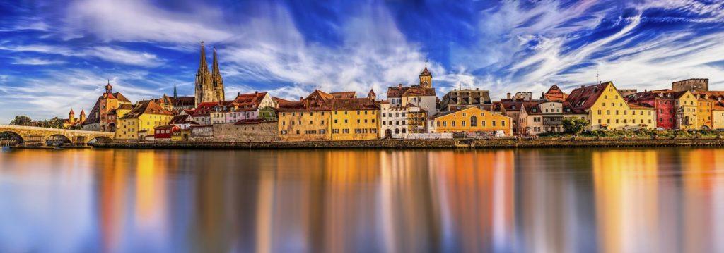 Regensburg Panorama / Pixabay