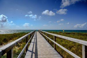 Strandsteg Cuxhaven / Pixabay