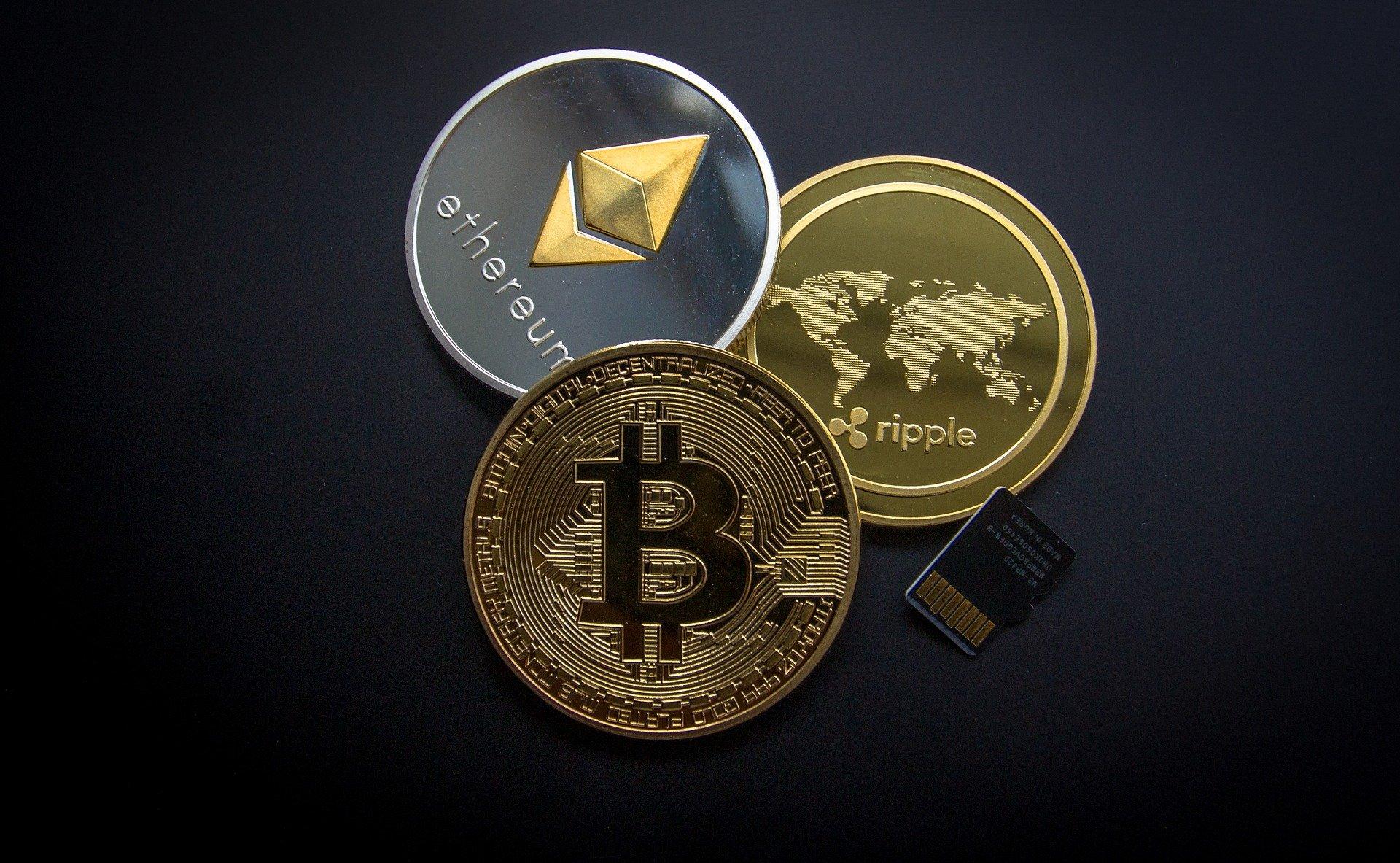 Oro e criptovalute: tokenizzazione dei metalli preziosi / Pixabay