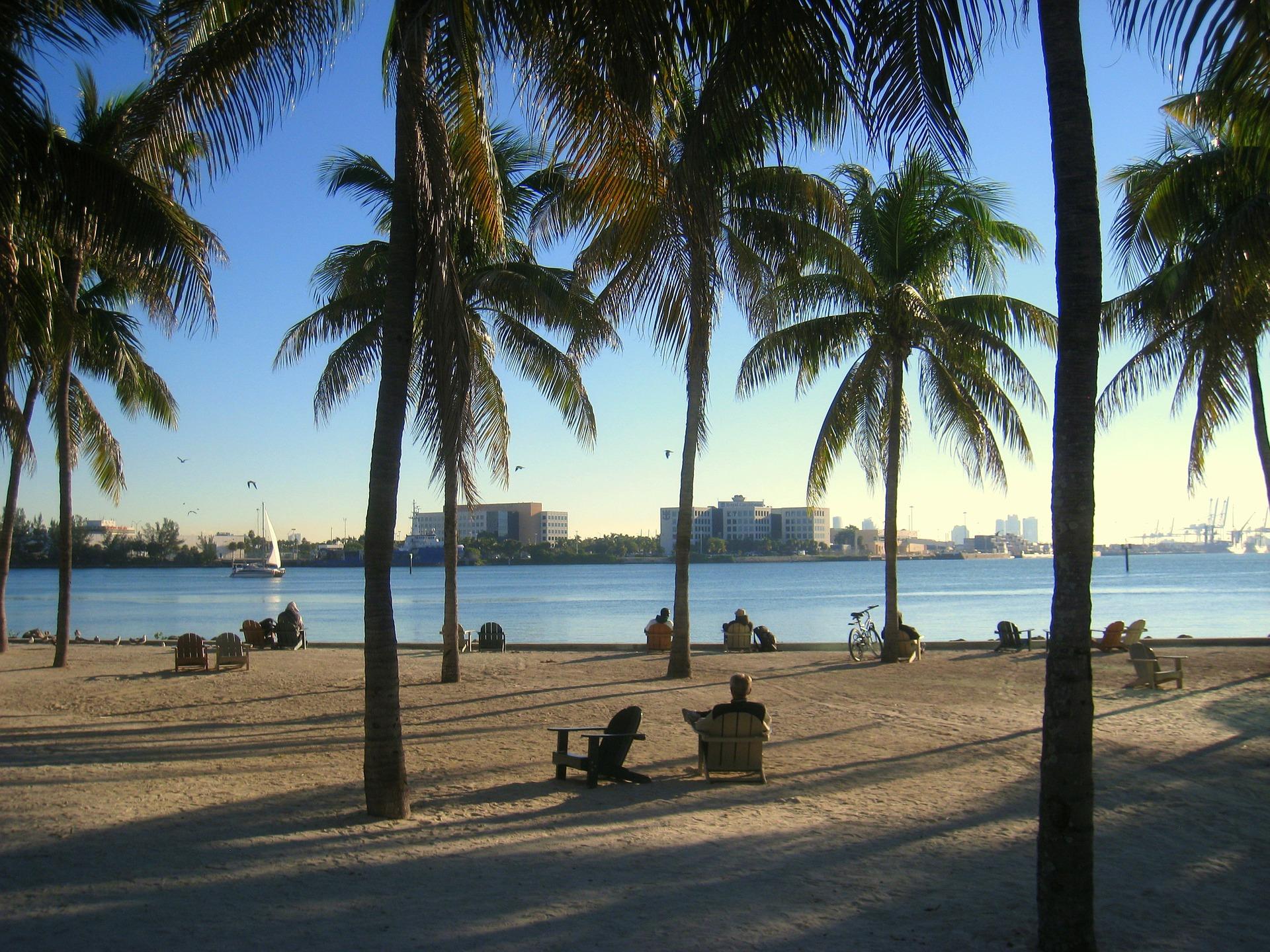 Florida USA: spoiled by the sun / Pixabay