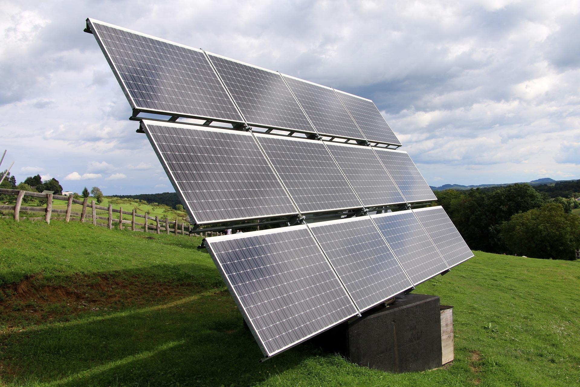 Solarenergie / Pixabay