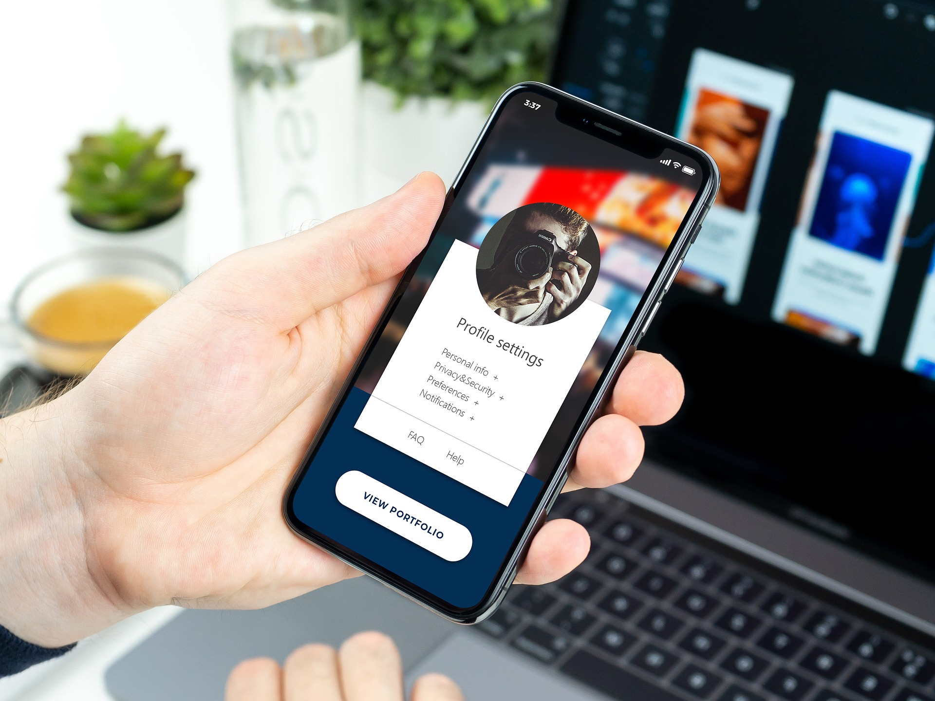 Die Entwicklung des sicheren, kontaktlosen Bezahlens / Pixabay