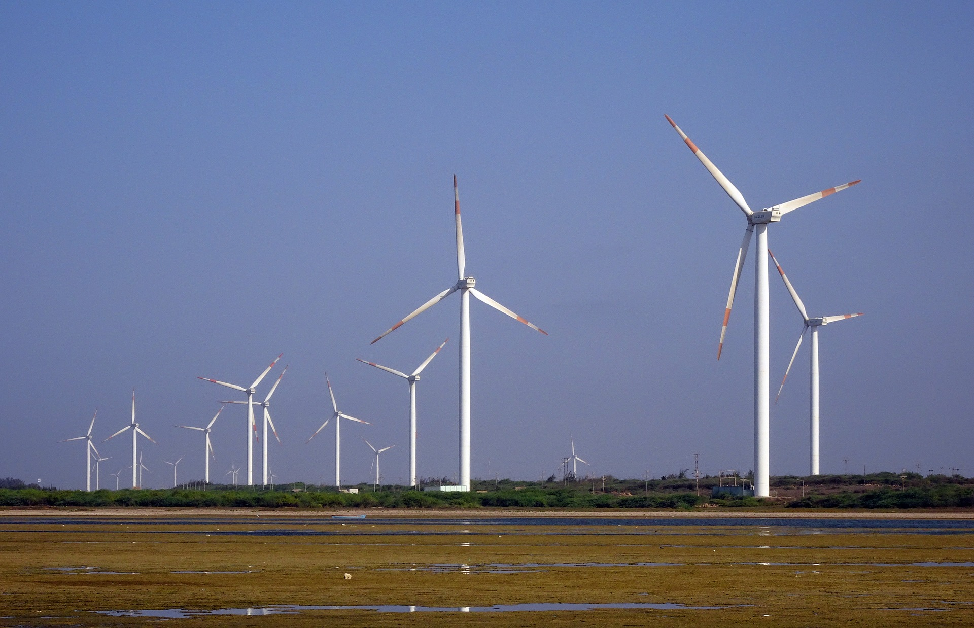 Green future with raw materials for the energy transition