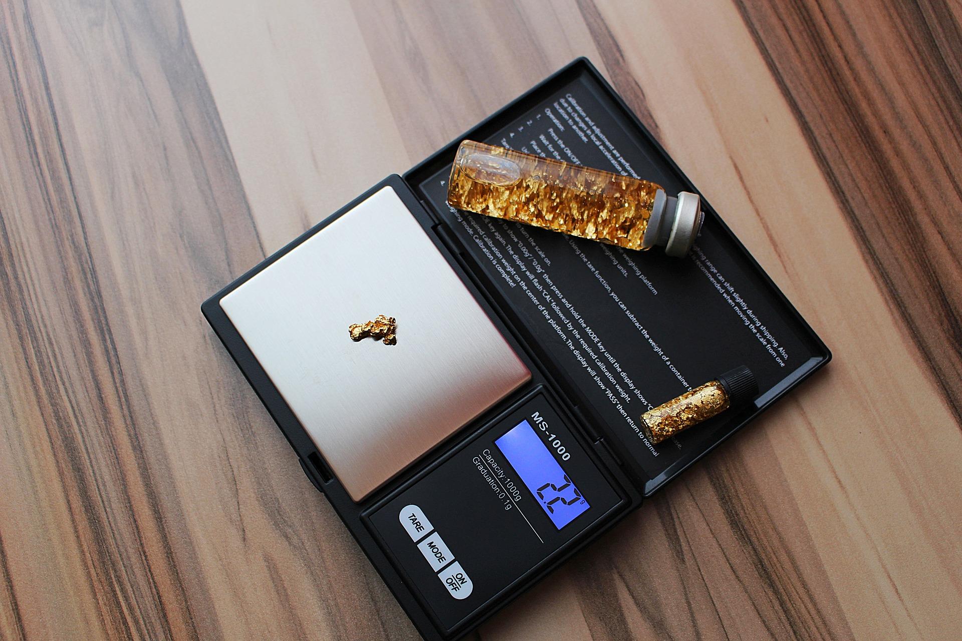 La permanence de l'or comme élément des dieux