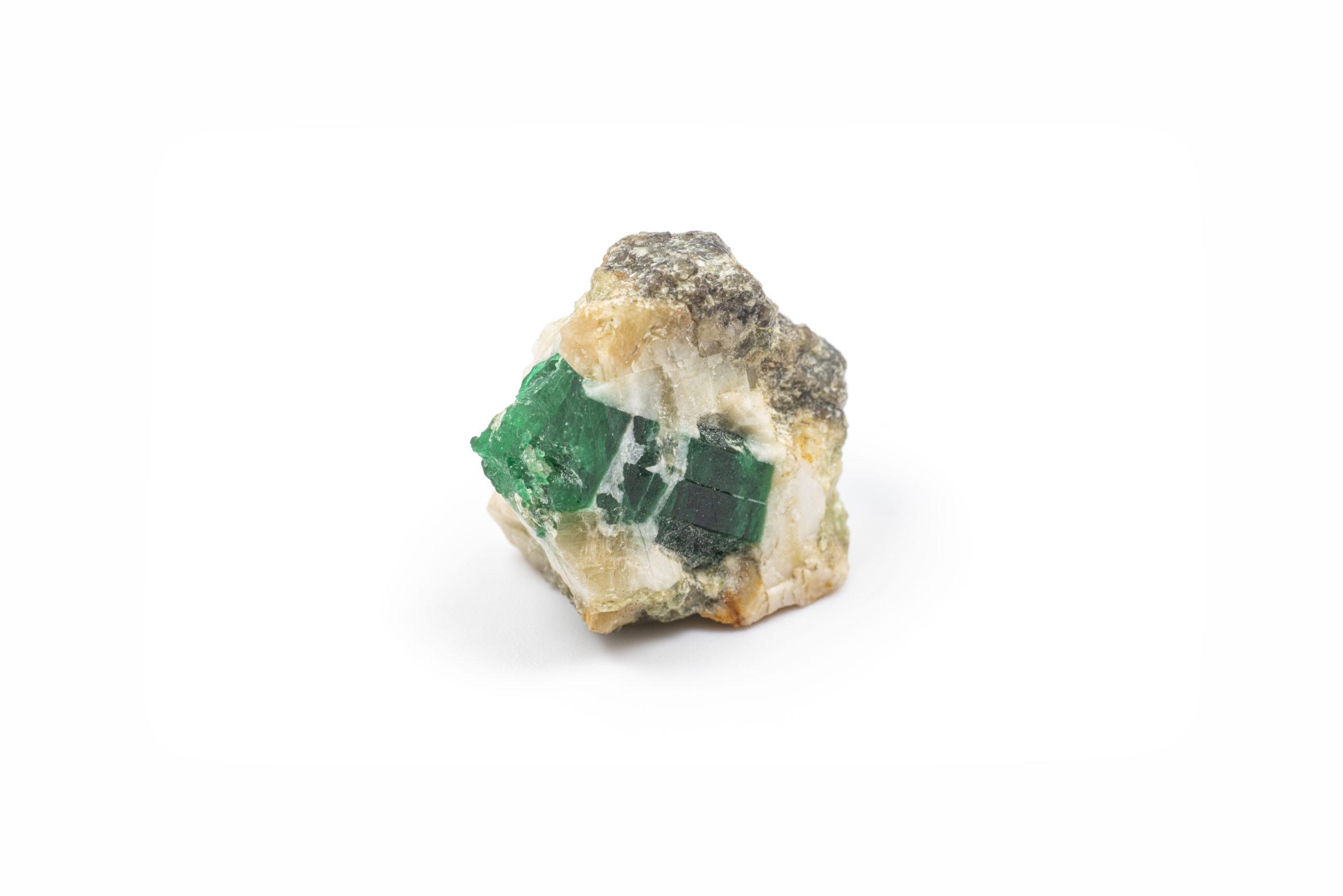 Grüne Schönheiten - die Smaragde, wertvolle Steine der Welt