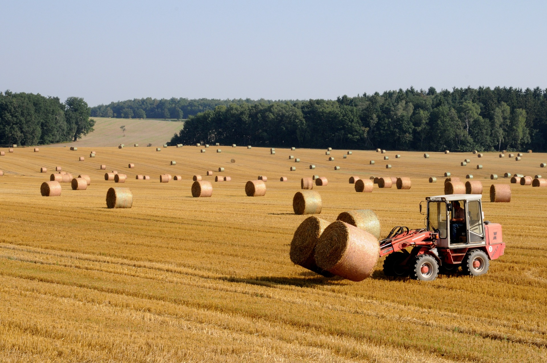 Wasserstoff - das neue Gold für die Landwirtschaft