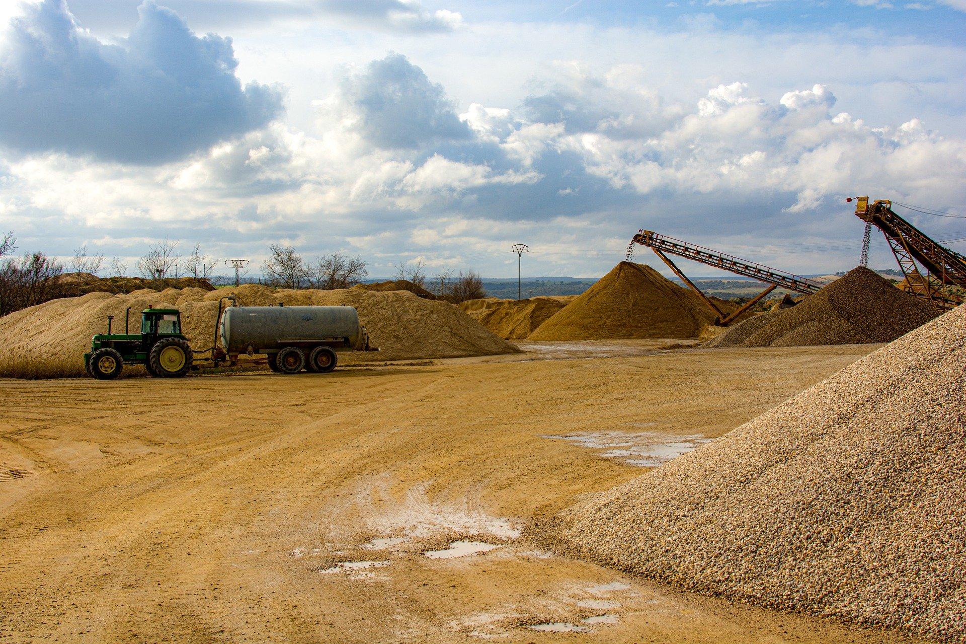 Retournement des ressources - exploitation durable de l'or