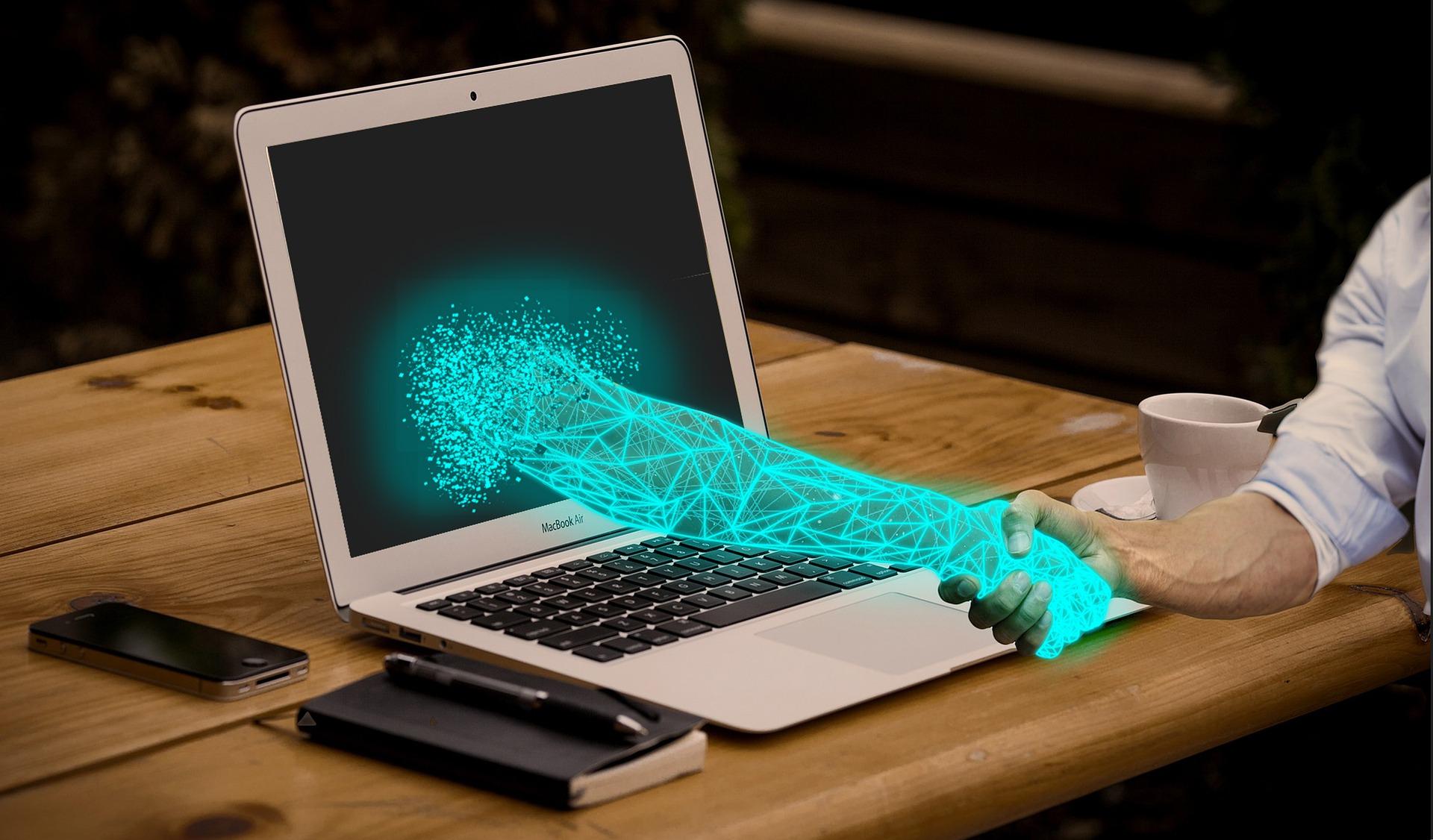 Corona und Digitalisierung: Unternehmen sehen langsames Internet und Datenschutzanforderungen als größte Herausforderung